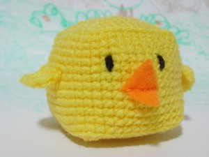 Crochet Tofu Birdie